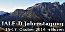 Banner Jahrestagung 2014, IALE-D, verändert
