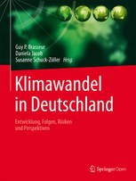Publikation Klimawandel in Deutschland
