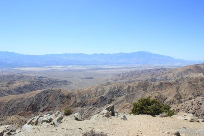 bb. 14 : Blick über das Coachella Valley vom Keys View aus. Quelle: Wilm 2018