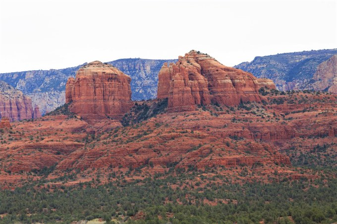 Abbildung 4: Cathedral Rock im Red Rock State Park (F. Busche).