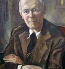 Gemälde Gustav Radbruch, CAU Kiel