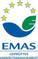 Logo EMAS, Umweltgutachterausschuss des BMU Berlin/Bonn