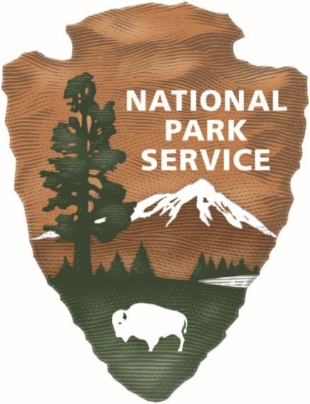 Abbildung 5: Logo des National Park Service.  Quelle: National Park Service o.J..