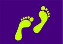 Logo Ökologischer Fußabdruck CAU Kiel
